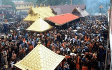 SC refers Sabarimala review petitions to larger bench