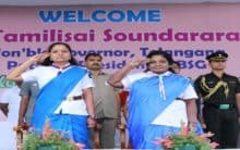 Will take Bharat Scouts and Guides to new heights:  Kavitha