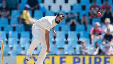 Shami leads charts for most successful bowlers in second innings