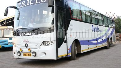 Photo of Hyderabad: Unable to find a ride, man steals RTC bus