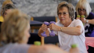 Photo of Being physically active reduces death risk in older adults:Study
