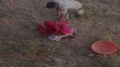 Photo of Rajasthan: Woman beaten up in Barmer for grazing cattle in field