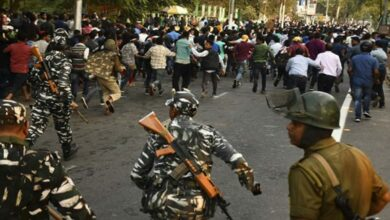 Photo of Protests over CAB in Assam: Two die in police firing