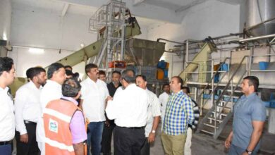 Photo of TS: Chengicherla rendering plant all set to function