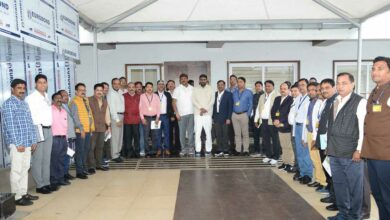 Photo of Civic body from Varanasi visits GHMC headquarters in Hyderabad