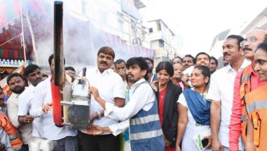 Photo of Keep our Hyderabad clean and green: Mayor
