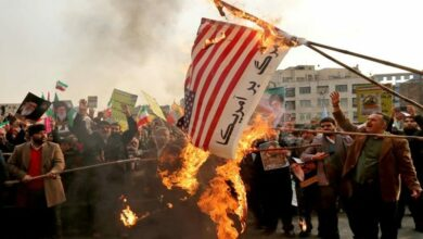 Photo of Iran rejects as 'lies' unrest death tolls given abroad