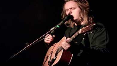 Photo of Lewis Capaldi cancels UK musical tour over health issues