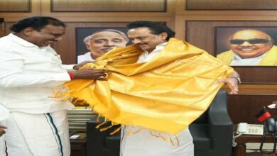 Photo of Chennai: TN BJP vice president BT Arasakumar joins DMK