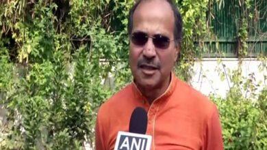Photo of Shah & Modi are migrants, says Congress' Adhir Ranjan Chowdhury