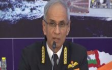 You have to take our permission to work in our EEZ:Admiral Singh