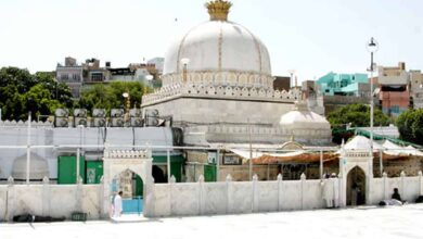 Photo of Man threatens to blow up Ajmer dargah, arrested
