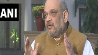 Photo of Congress divided India on the basis of religion: Shah