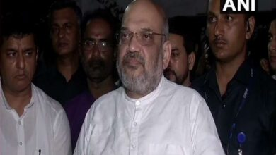 Photo of Amit Shah seeks votes to jail Sharjeel, Kanhaiya, Umar