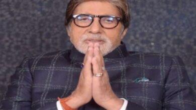 Photo of 'I improve gradually': Amitabh Bachchan on health conditions