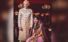 Azharuddin's son marries Sania Mirza's sister – Pics inside