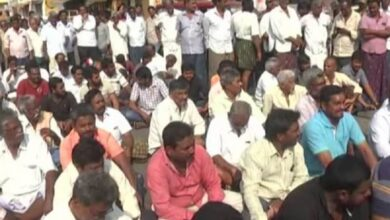 Photo of Amaravati farmers protest Andhra CM's idea of three capitals