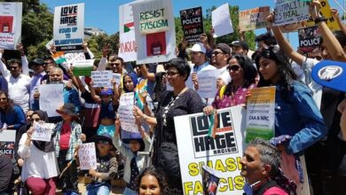 Photo of Defend Indian Constitution, Hundreds Stage Anti-CAA Protest: NZ