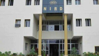 Photo of NIRDPR transforming lives of women