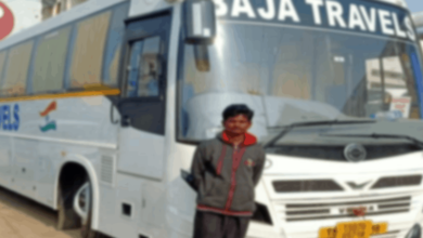 Photo of TS: Driver arrested for stealing bus worth Rs. 45 lakh