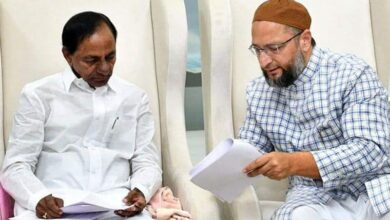 Photo of Free Telangana from the clutches of KCR, Owaisi: Kishan Reddy