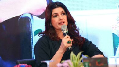 Photo of Sons will be caregivers in next-generation: Twinkle Khanna