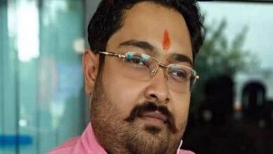 Photo of BJP's Darjeeling president Avijit Roy killed in a road accident