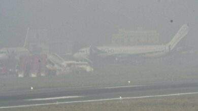 Photo of Bad weather impact flight services in Delhi