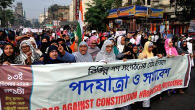 Photo of Grandmothers, sisters participated in Jamia protests