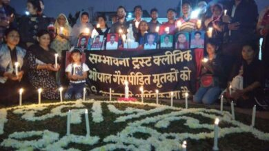 Photo of Govt. condemned for neglect of Bhopal gas tragedy survivors