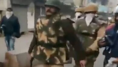 Photo of CAA-NRC: Video shows cop firing, contrary to UP DGP claims