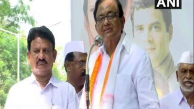 Photo of Shah did not answer questions on CAA in Parliament: Chidambaram