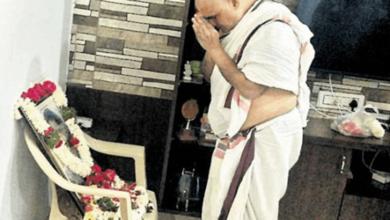 Photo of Disha case: Rapists should be hanged says Chilkur Balaji priest
