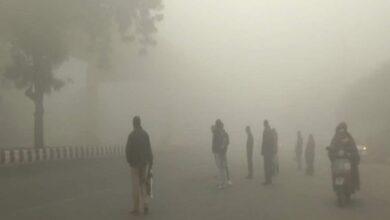 Photo of Dense fog engulfs Delhi-NCR, visibility drops to zero at several