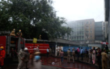 After 22 yrs, Delhi fire brought back sad old memories