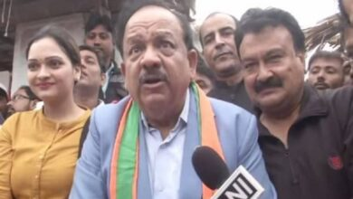 Photo of Dr. Harsh Vardhan expresses happiness over passage of CAB in RS