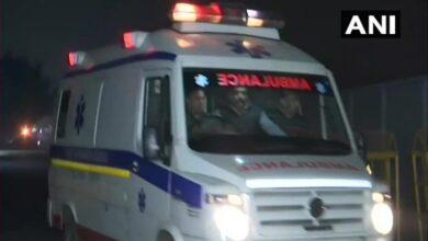 Photo of Unnao rape survivor brought to Safdarjung Hospital for treatment