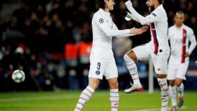 Photo of Champions League: PSG thrash Galatasaray 5-0