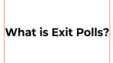 Photo of What is exit polls?