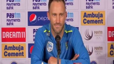 Photo of Start of new chapter: Faf du Plessis after win against England