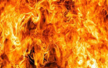 Another minor raped for months, burnt alive