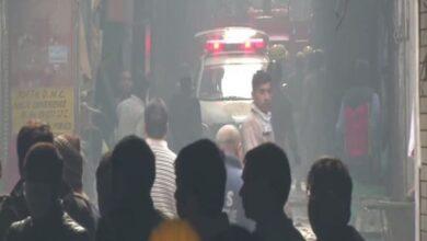 Photo of Delhi: Death toll rises to 43 in Anaj Mandi fire