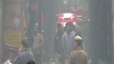 Photo of More than 8 people from Samastipur died in Delhi fire incident