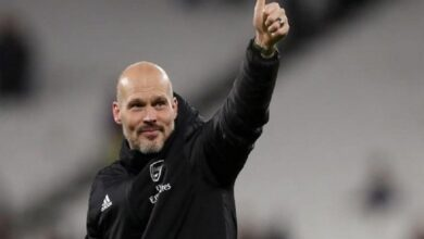 Photo of It is a very tough run of games: Ljungberg