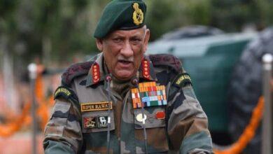 Photo of NRC-CAA: Army chief criticizes violent protestors