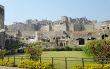 """Golconda fort likely to lose """"World Heritage"""" tag"""