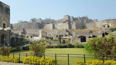 """Photo of Golconda fort likely to lose """"World Heritage"""" tag"""