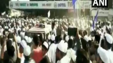 Photo of CAA: Gujarat Police registers FIR against thousands of people