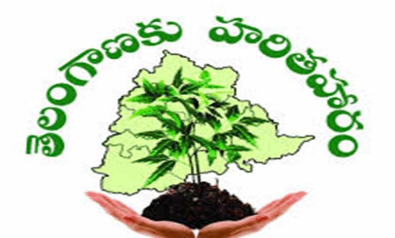 Rs 3,350 cr spent on Haritha Haram since 2015