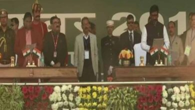 Photo of Hemant Soren takes oath as Jharkhand CM